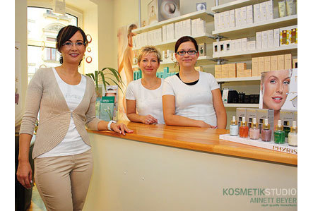 Kosmetikstudio Annett Beyer