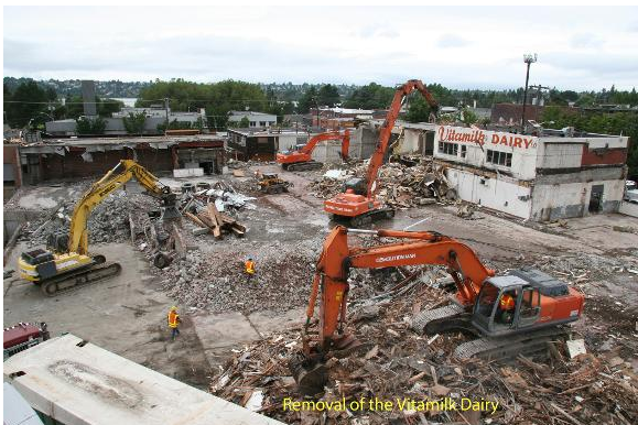 Demolition Man Inc In Seattle Wa 98108