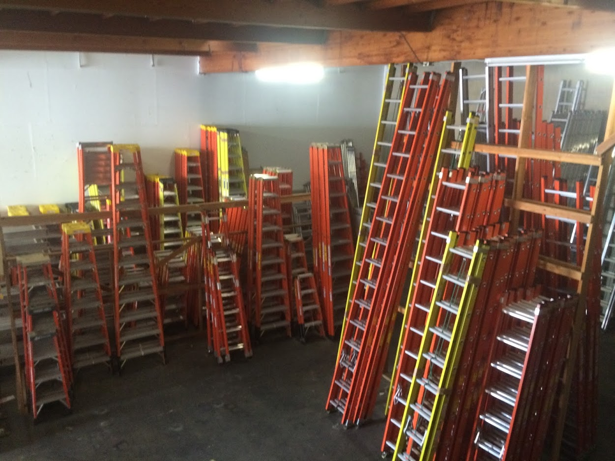 Industrial Ladder And Scaffolding Inc Coupons Near Me In