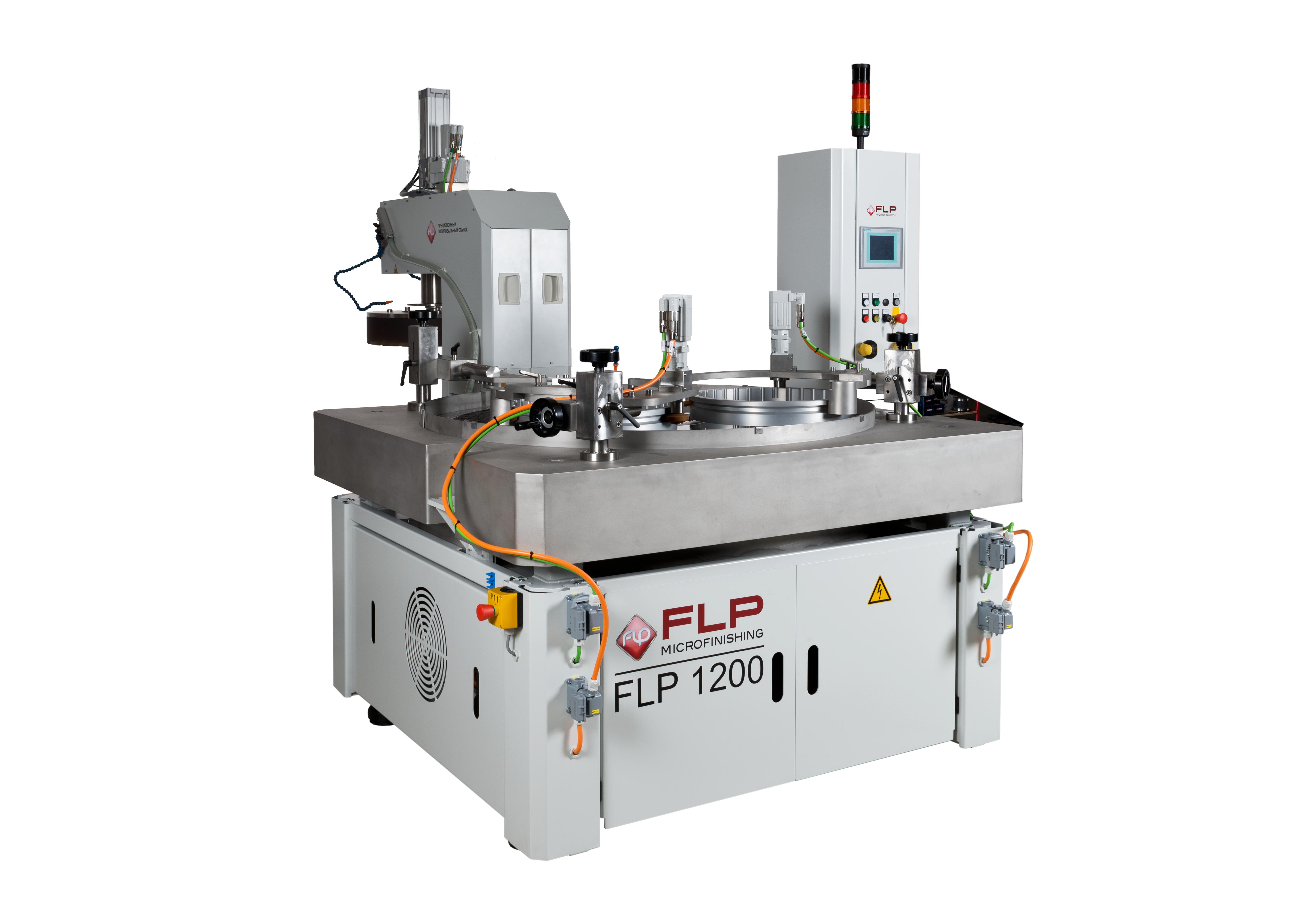Foto de FLP Microfinishing GmbH