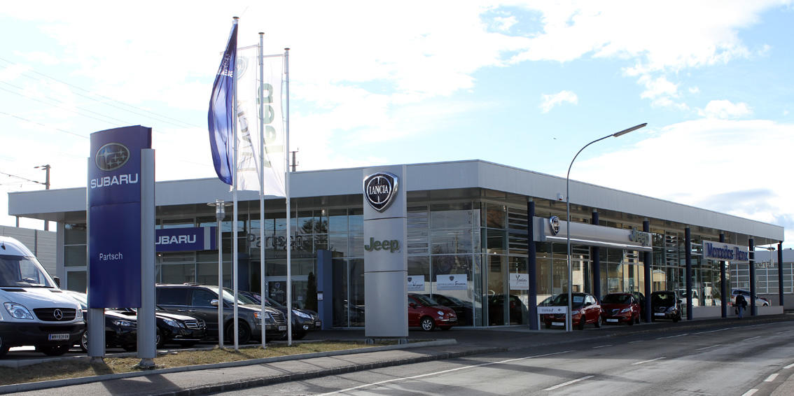Autohaus M. Partsch GesmbH & Co KG