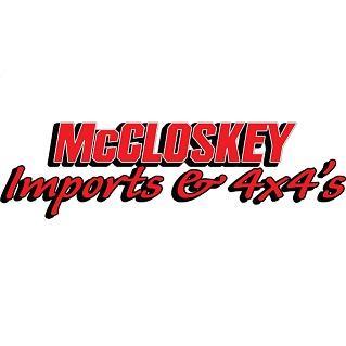 McCloskey Imports & 4X4's