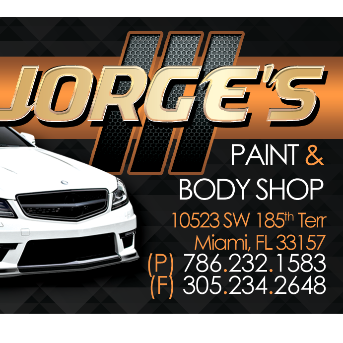 Jorge's Paint & Body Shop