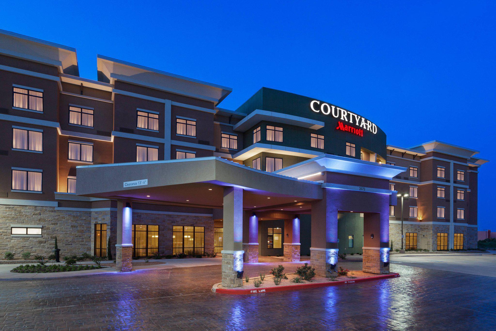 Courtyard by Marriott San Angelo