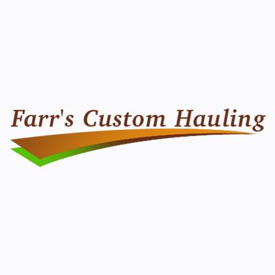 Farr's Custom Hauling