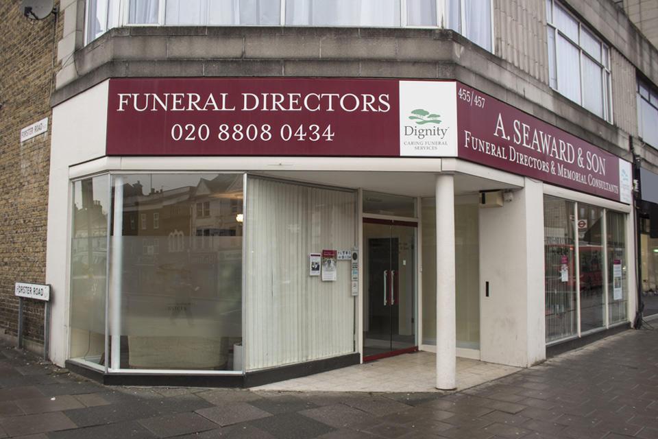 A Seaward & Son Funeral Directors
