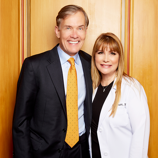 Dr. Chaffoo and Dr. Stuart are hair loss specialists at San Diego Transplant, helping patients regain their confidence with advanced hair restoration technologies. Together, they can restore and help regrow your natural hair with revolutionary NeoGraft® and PRP nonsurgical hair restoration treatments in San Diego.