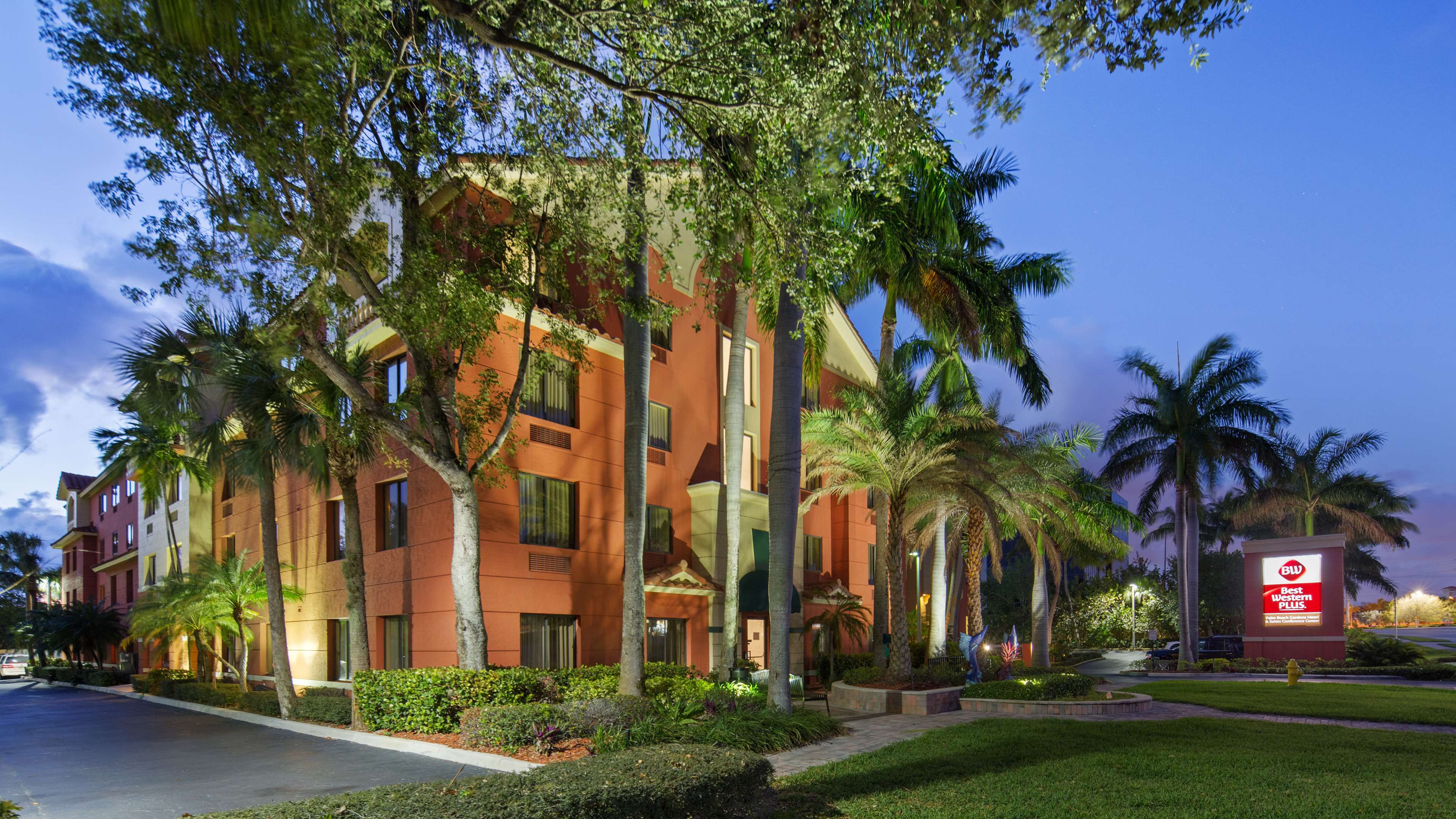 Palm Beach Gardens Hotel Suites And Conference Ct