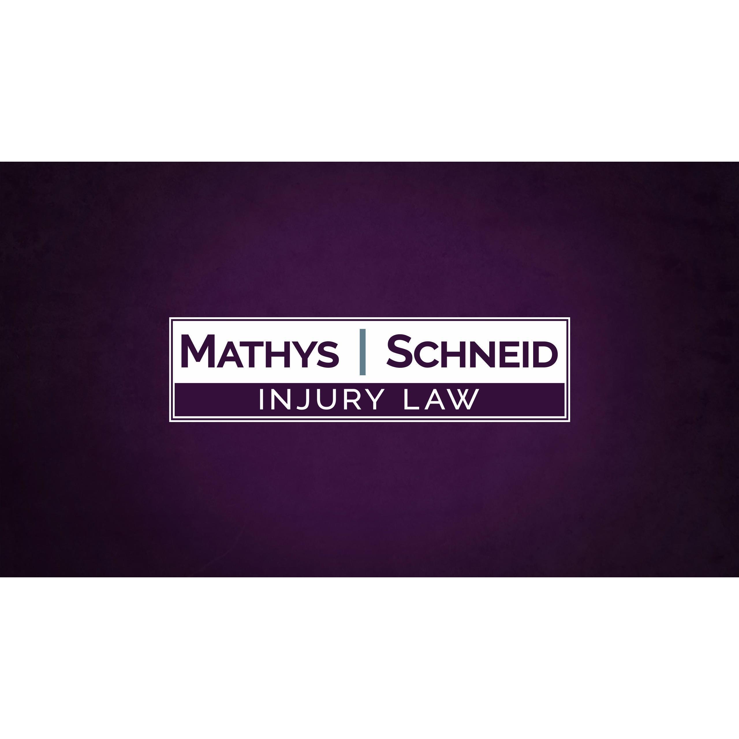 Mathys & Schneid Injury Law