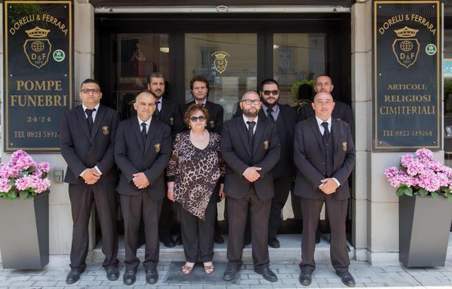 Agenzia Funebre Dorelli e Ferrara