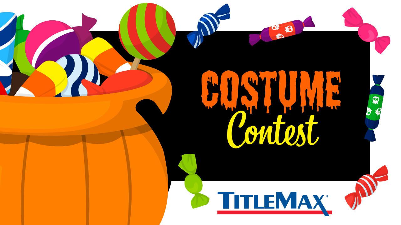 Halloween Constume Contest at TitleMax Virginia Beach, VA 5