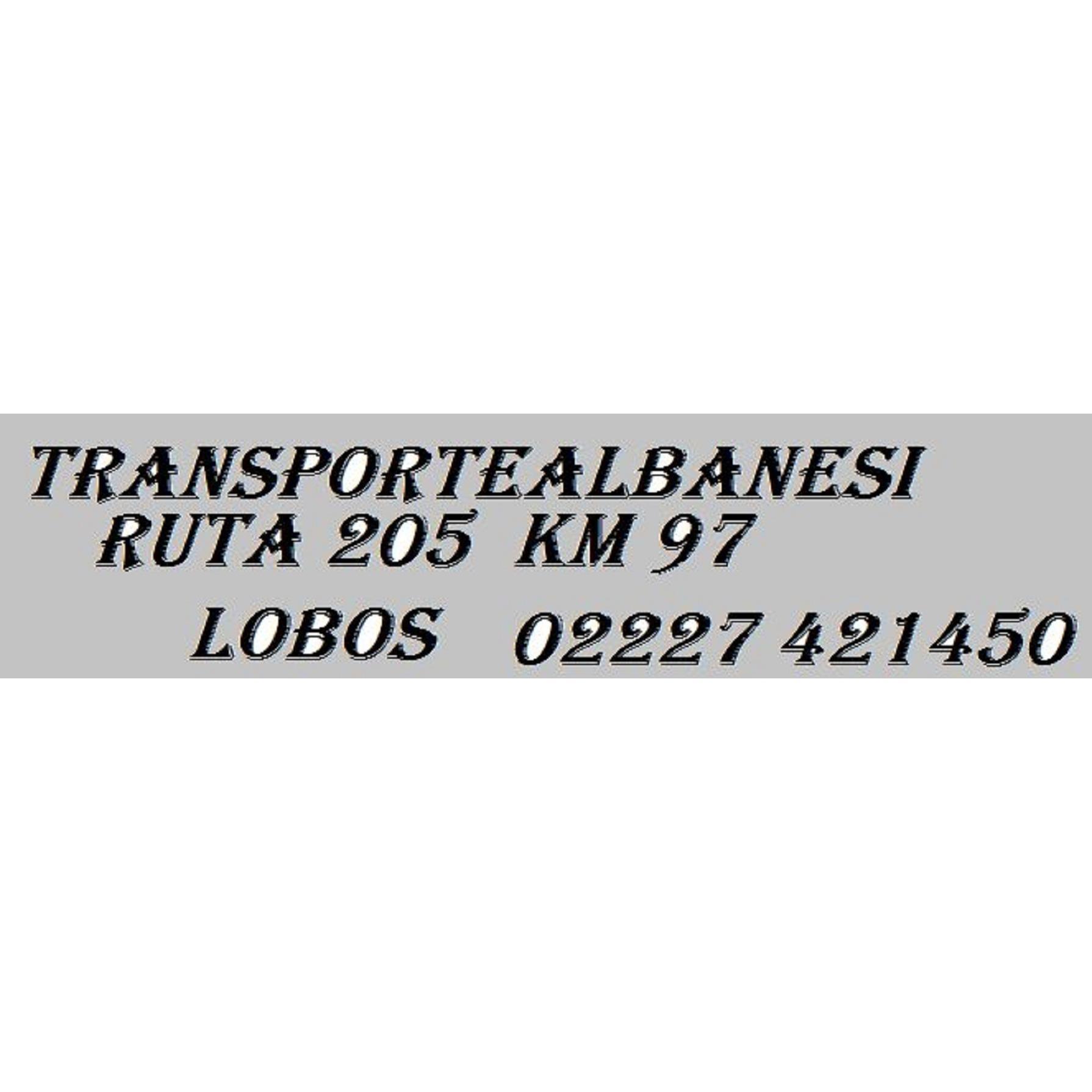 TRANSPORTE ALBANESI