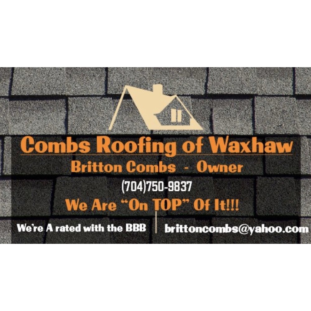 Combs Roofing of Waxhaw - Waxhaw, NC 28173 - (704)750-9837 | ShowMeLocal.com