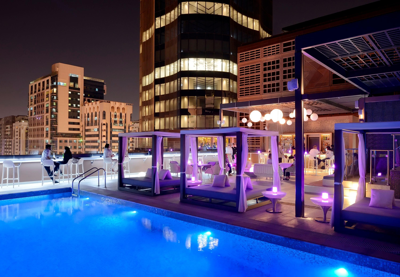 Courtyard by Marriott World Trade Center, Abu Dhabi