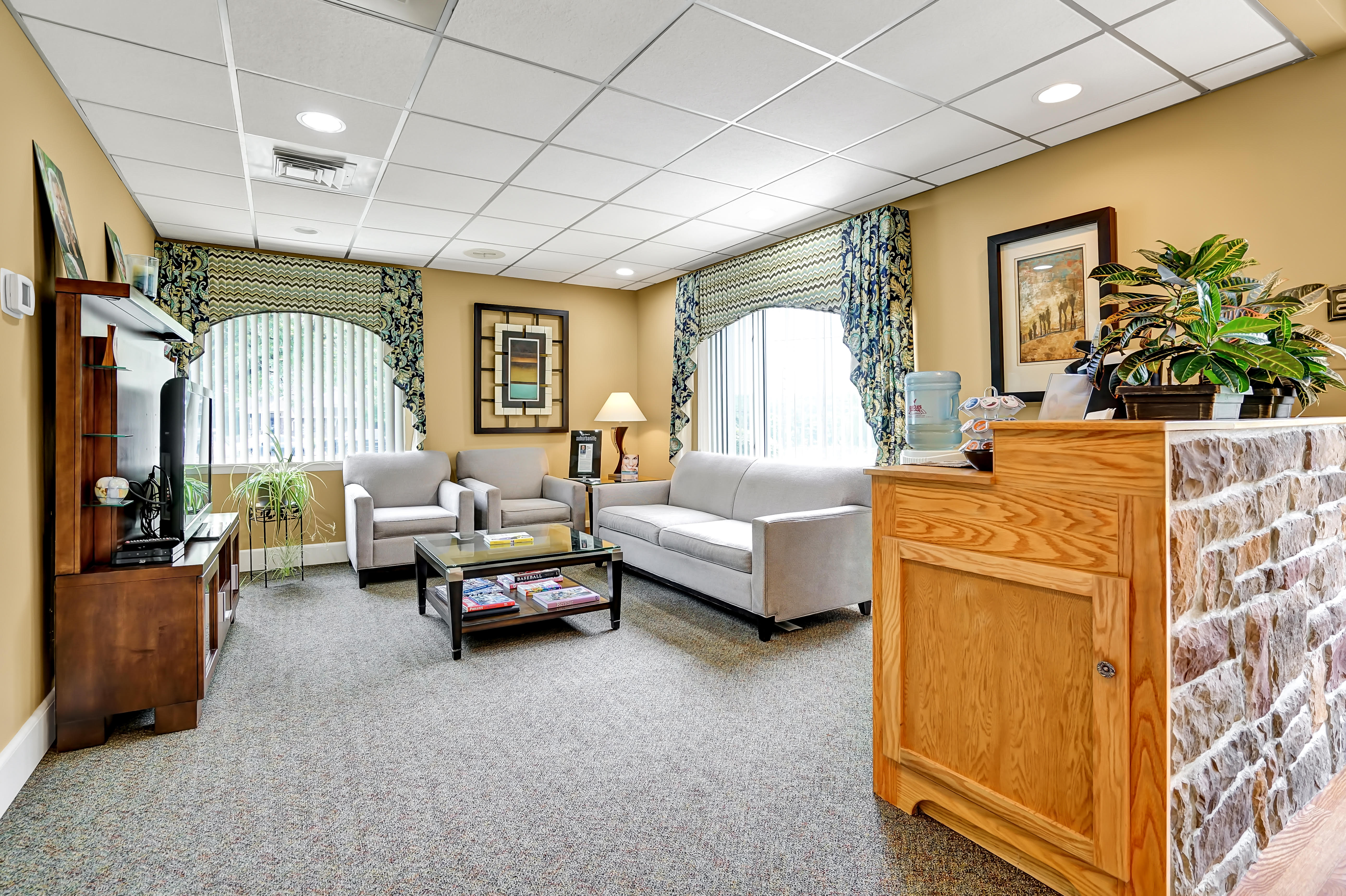 Interior of Artistic Expressions Dentistry | Doylestown, PA, , Dentist