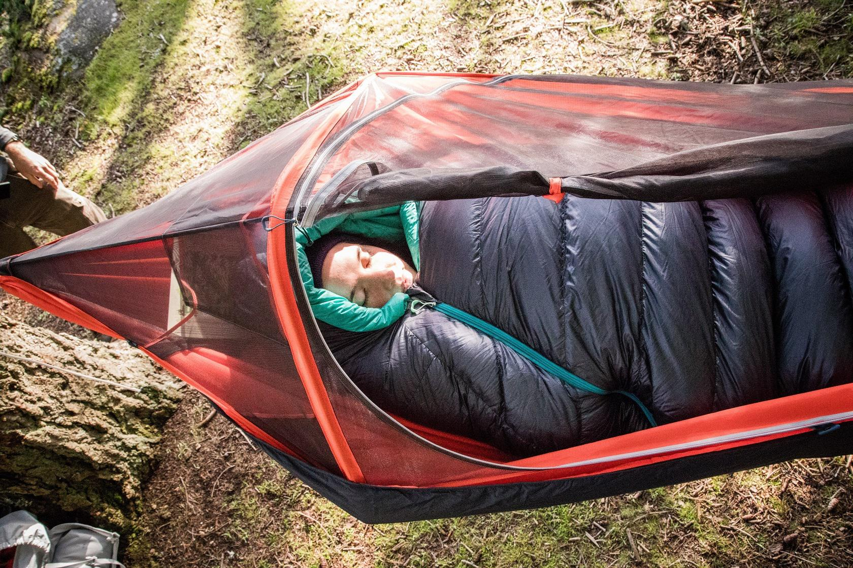 Women's Lightweight Tents and Sleep Systems Workshop