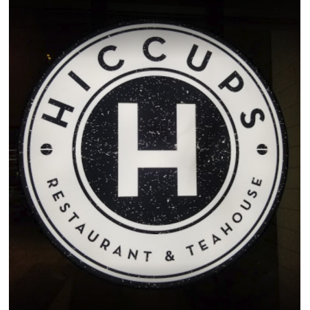 Hiccups Restaurant & Teahouse