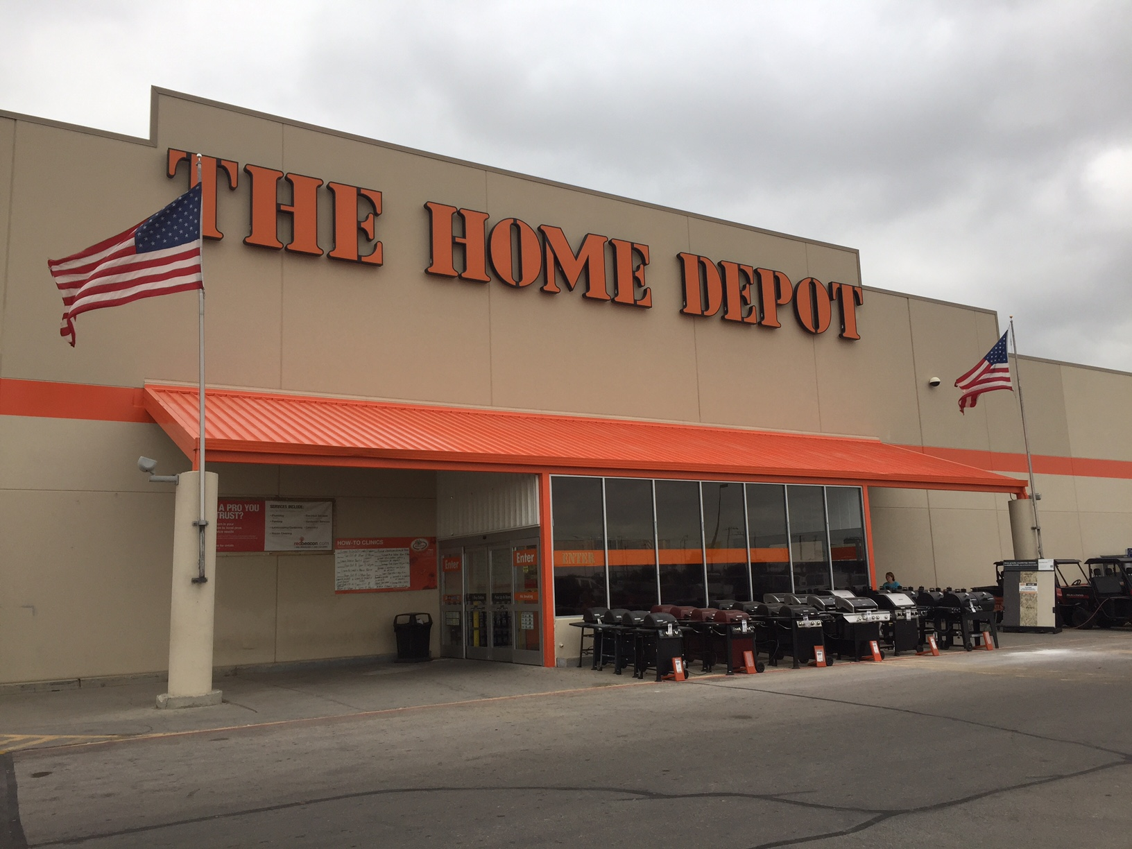 The Home Depot In Odessa Tx 79762
