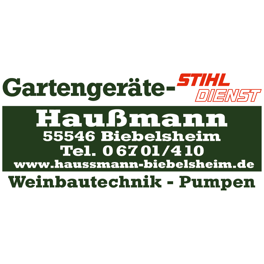 Firma Haußmann Motorgeräte
