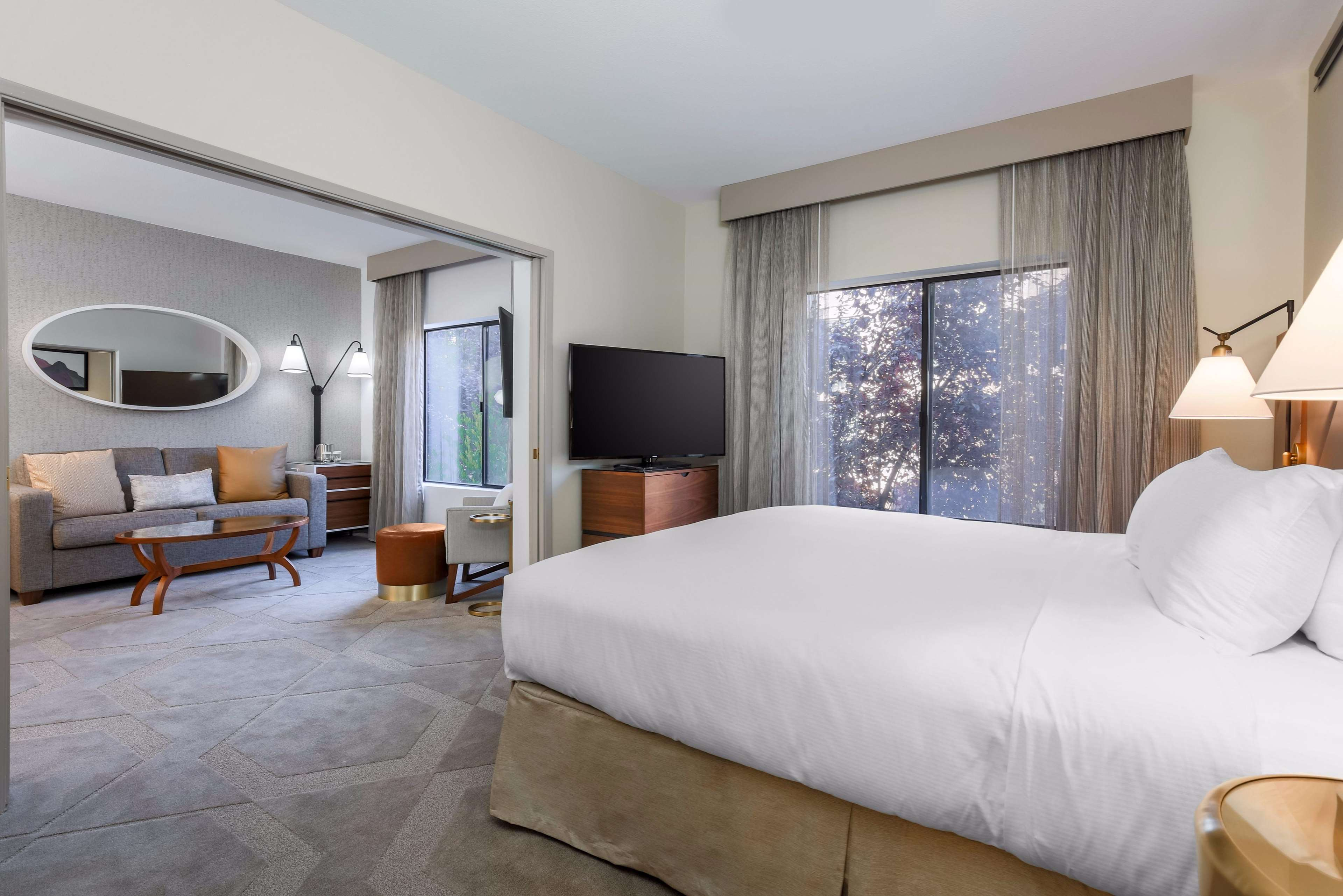 Doubletree Suites By Hilton Hotel Sacramento Rancho