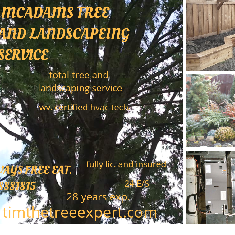 McAdams Tree and Landscaping Service