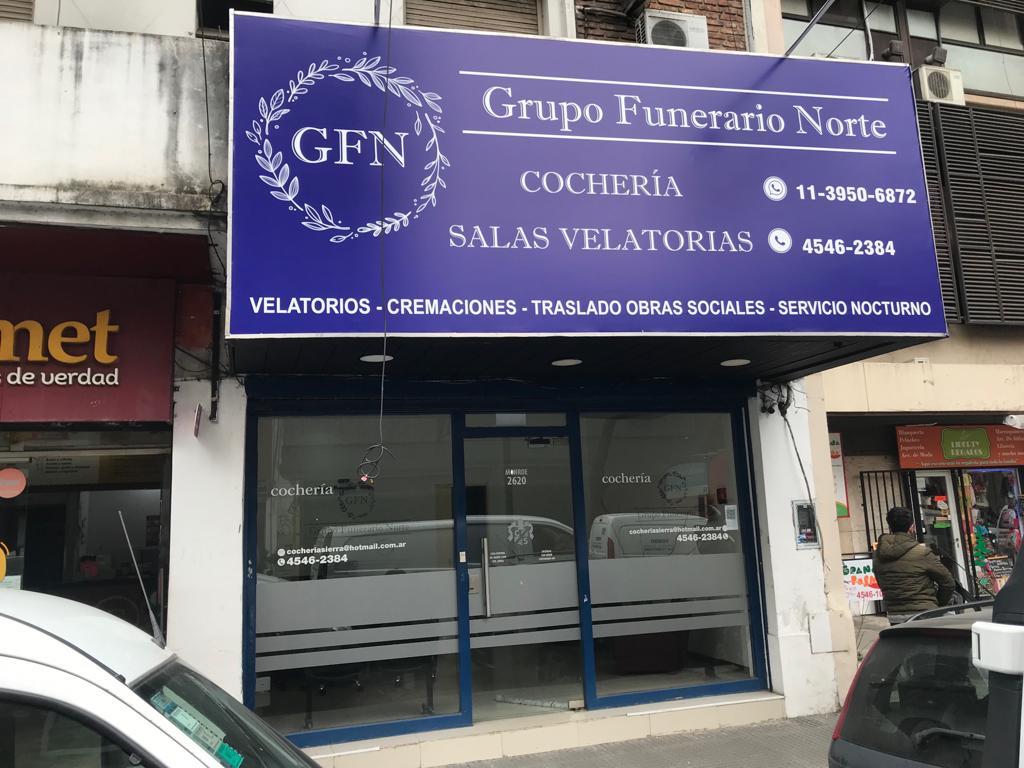GRUPO FUNERARIO NORTE
