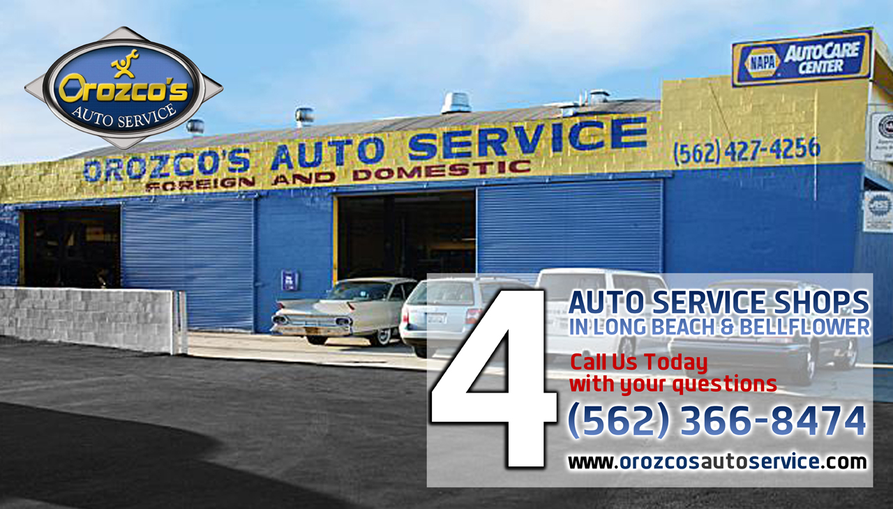 Orozco Auto Repair Long Beach Ca