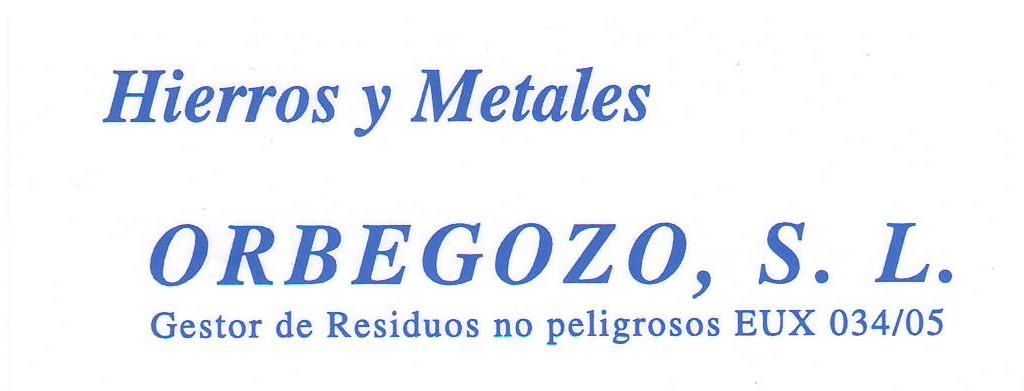 Hierros Y Metales Orbegozo S.l.