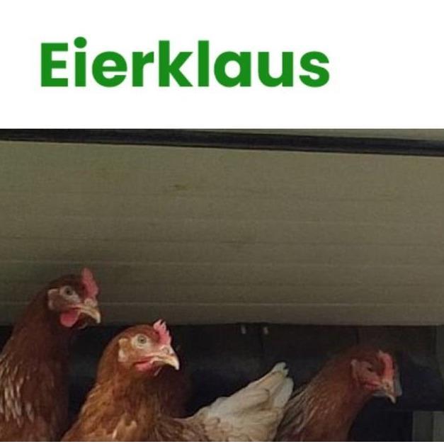 Eier Klaus - Klaus Schwinn Landwirt