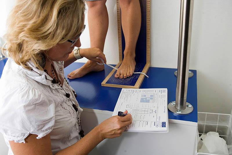 KIP Orthopädiehandel Sanitätshaus Individuelle Vermessung