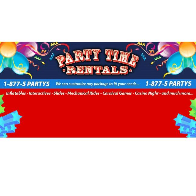 NJ Party Time Rentals