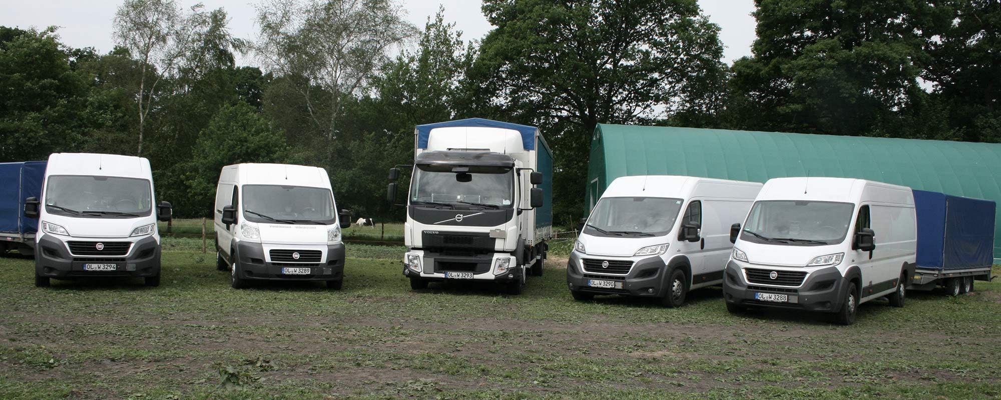 NR Logistik | Gefahrguttransporte