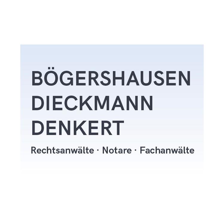Bild zu Rechtsanwälte Bögershausen, Dieckmann, Denkert und Kollegen in Lünen