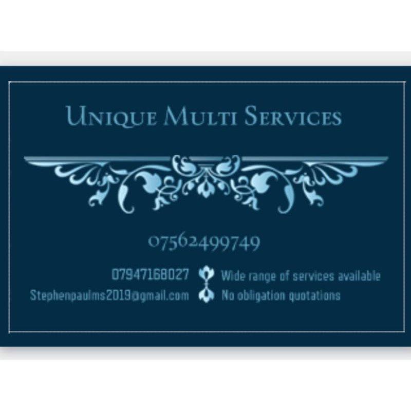 Unique Multi Services - Newhaven, East Sussex  BN9 9EY - 07947 168027   ShowMeLocal.com