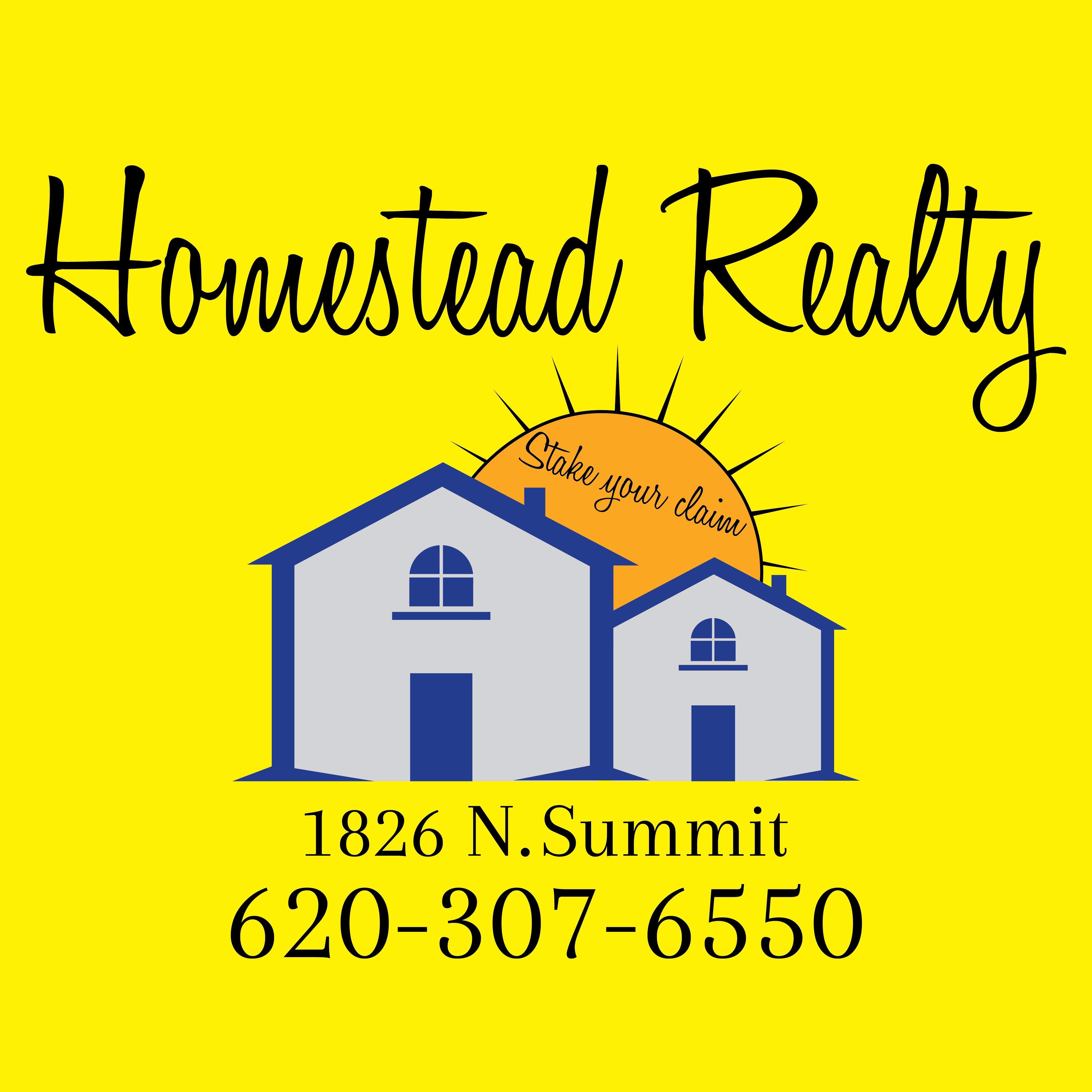 Homestead Realty, LLC - Arkansas City, KS - Real Estate Agents