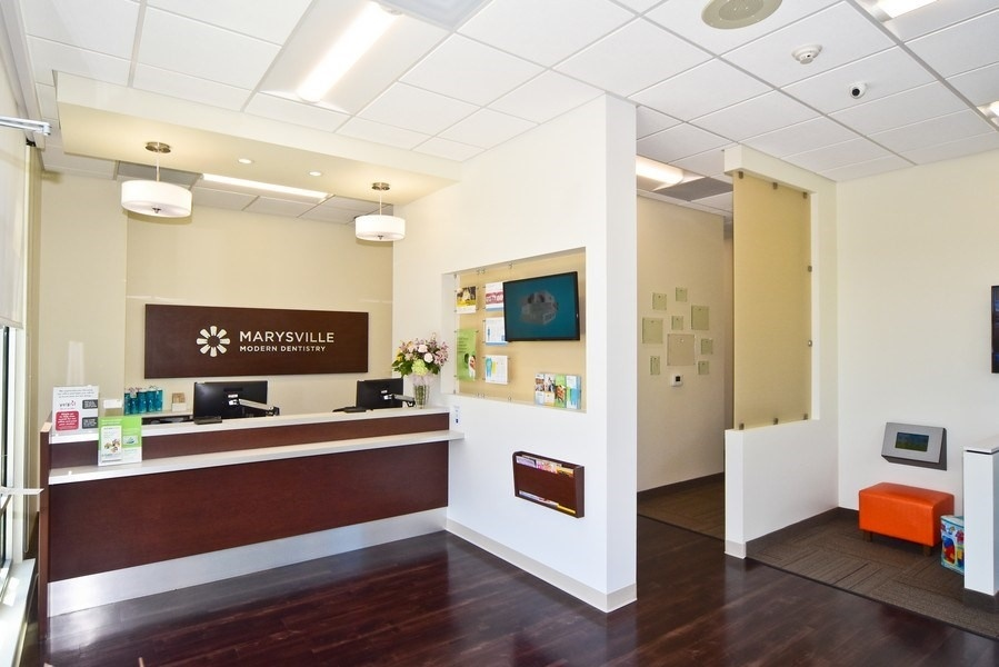 Marysville Modern Dentistry opened its doors to the Marysville community in April 2018