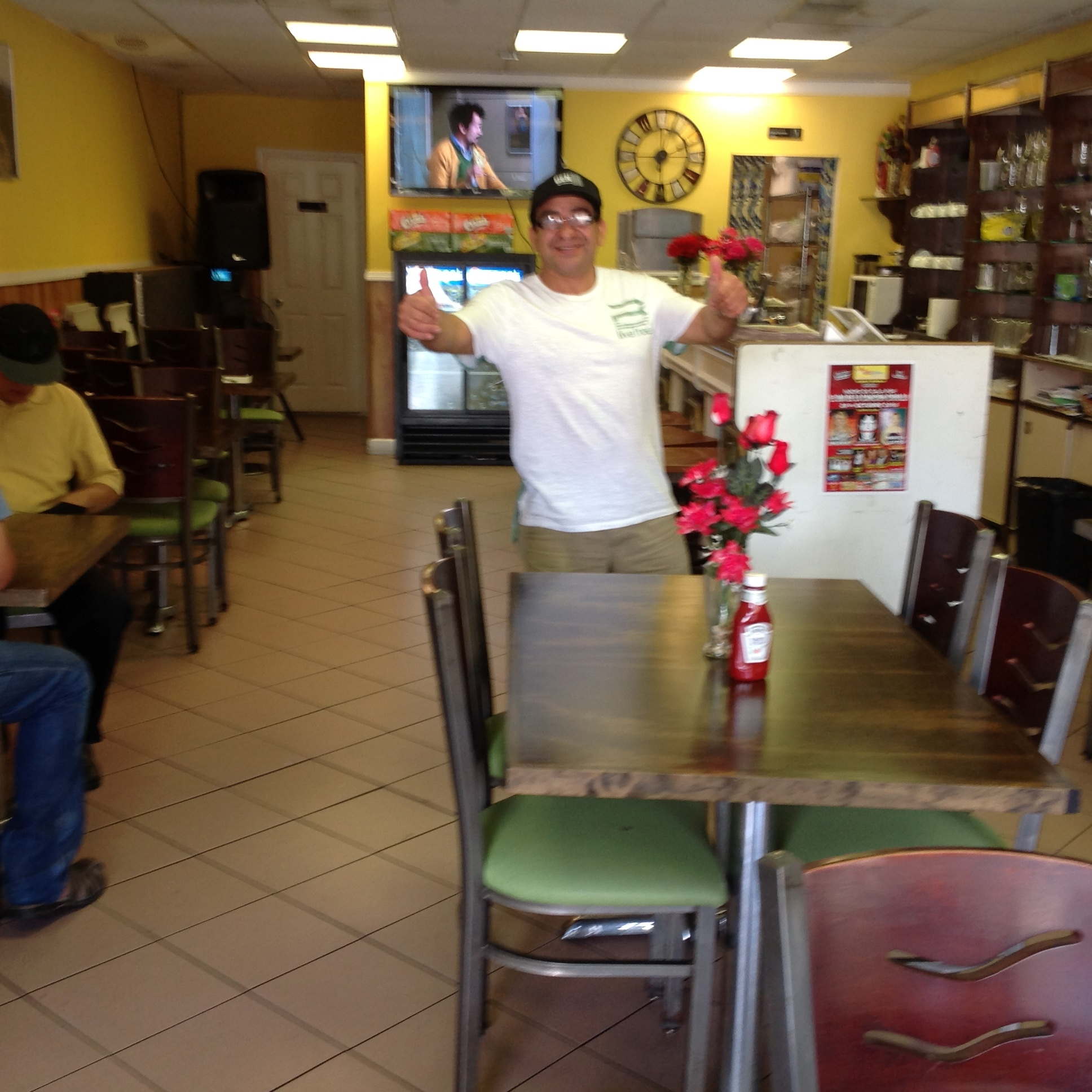 Peruvian Restaurant Jersey City Nj