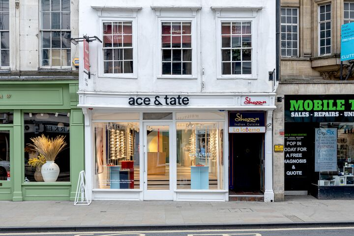 Ace & Tate Oxford 01865 521040