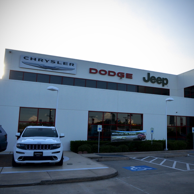 AutoNation Chrysler Dodge Jeep RAM Spring, Spring Texas