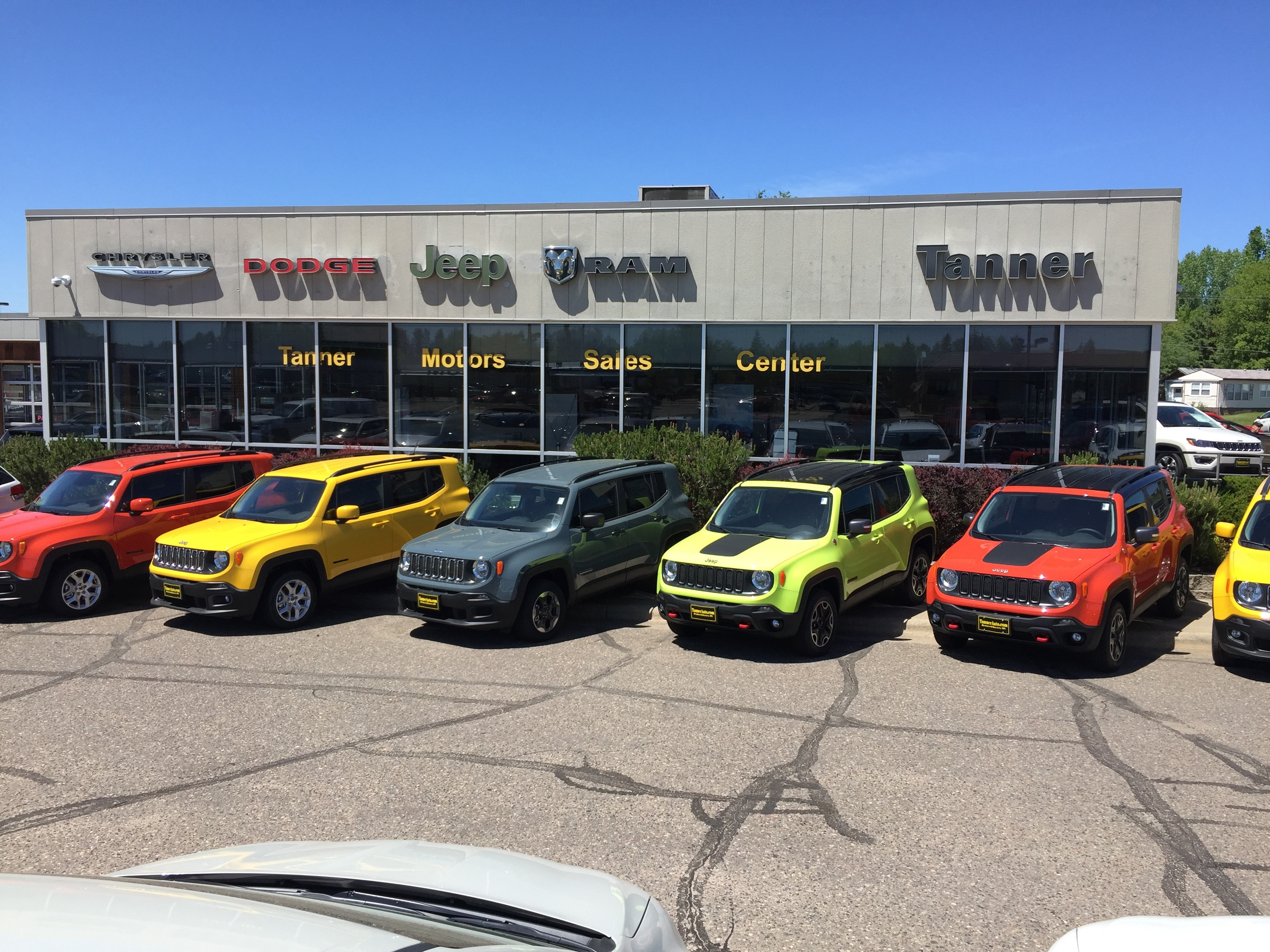 tanner motors in brainerd mn auto dealers yellow pages