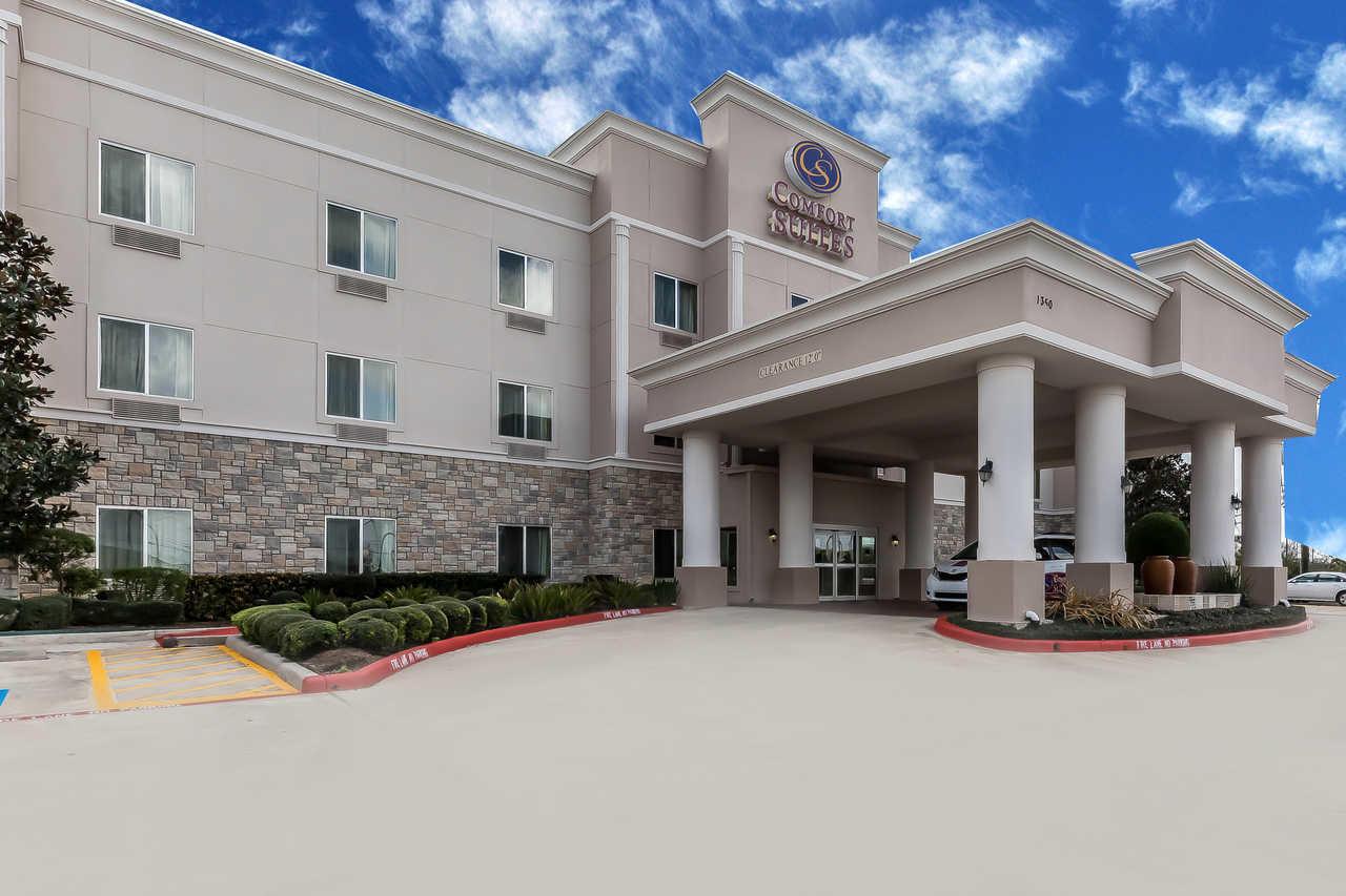 Comfort Suites Houston Iah Airport Beltway 8 Houston