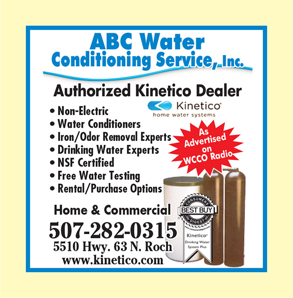 A B C Water Conditioning Service Coupons Near Me In