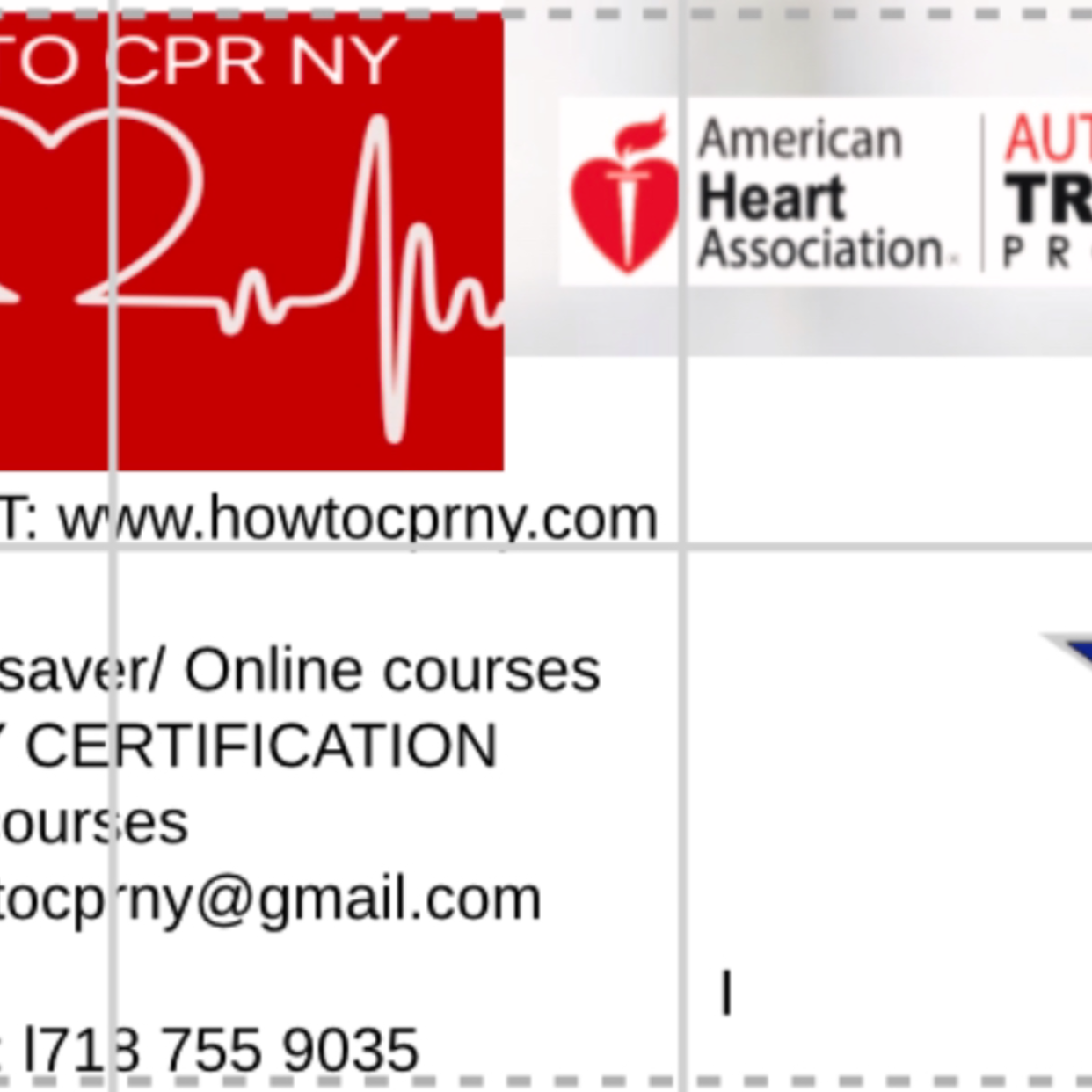 How To CPR NY