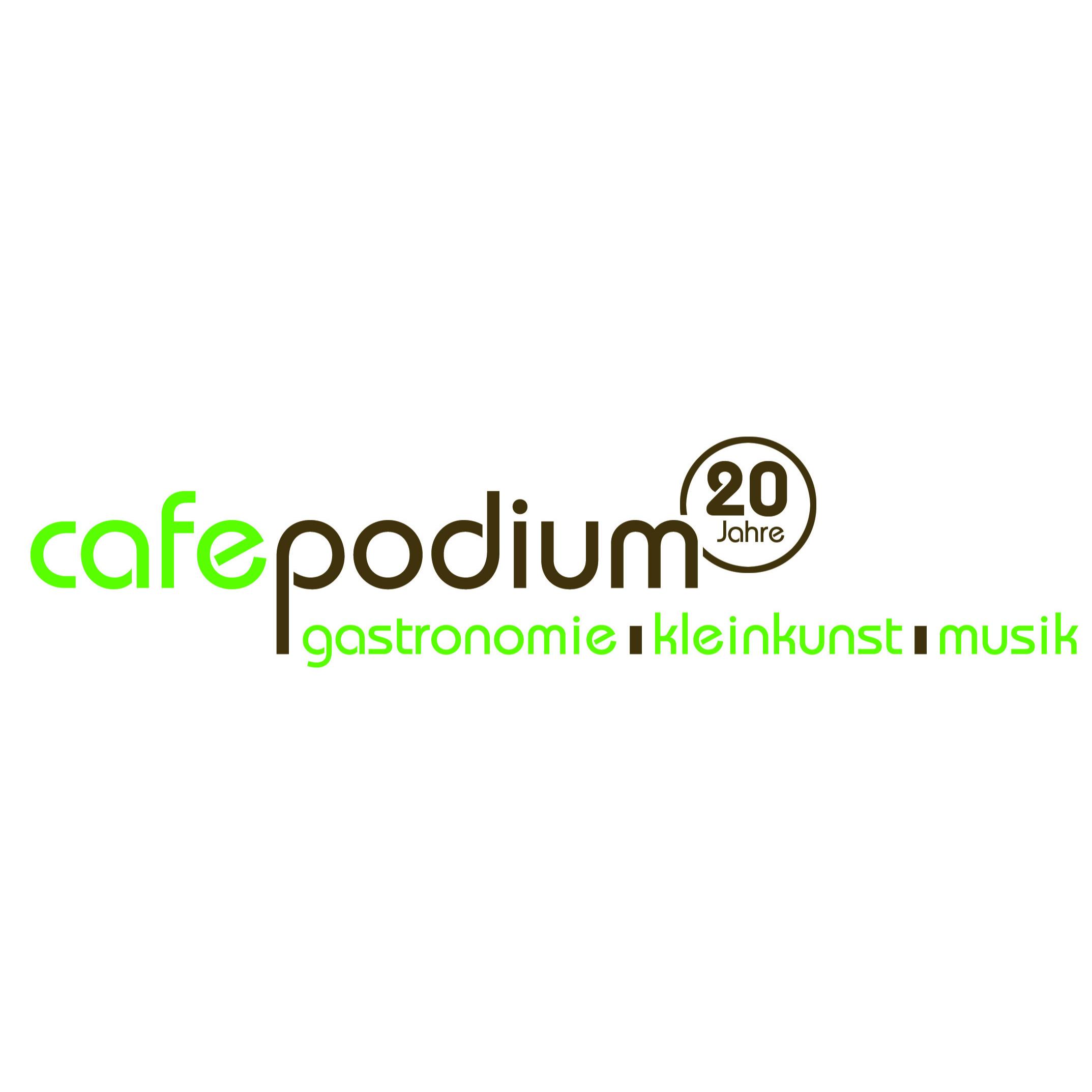 Logo von Stefanie Winter Café Podium