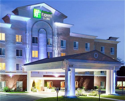Holiday Inn Express & Suites Charlotte- Arrowood - ad image