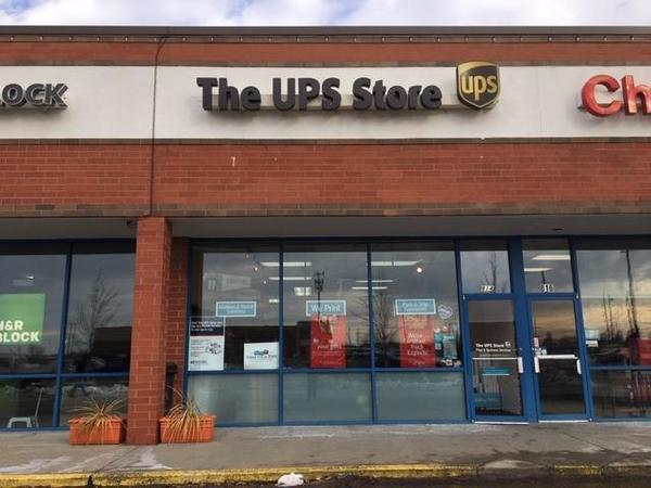 The Ups Store Gardner Shipping Packing Printing And Mailboxes In