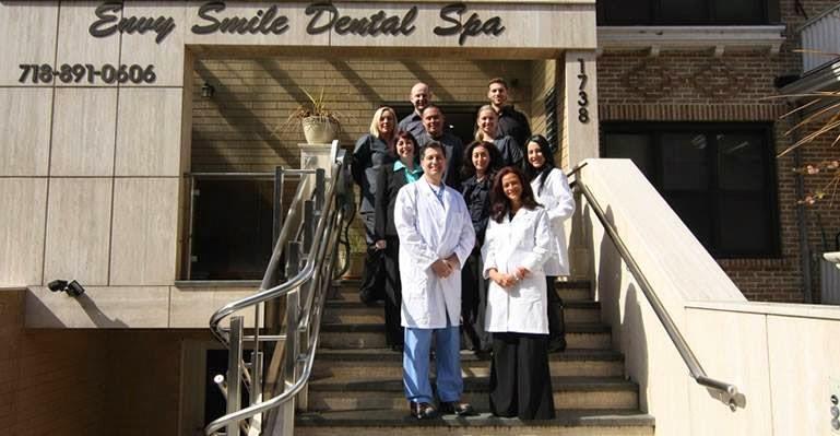 Envy Smile Dental Spa Reviews
