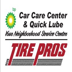 BP Car Care Center - Tire Pros