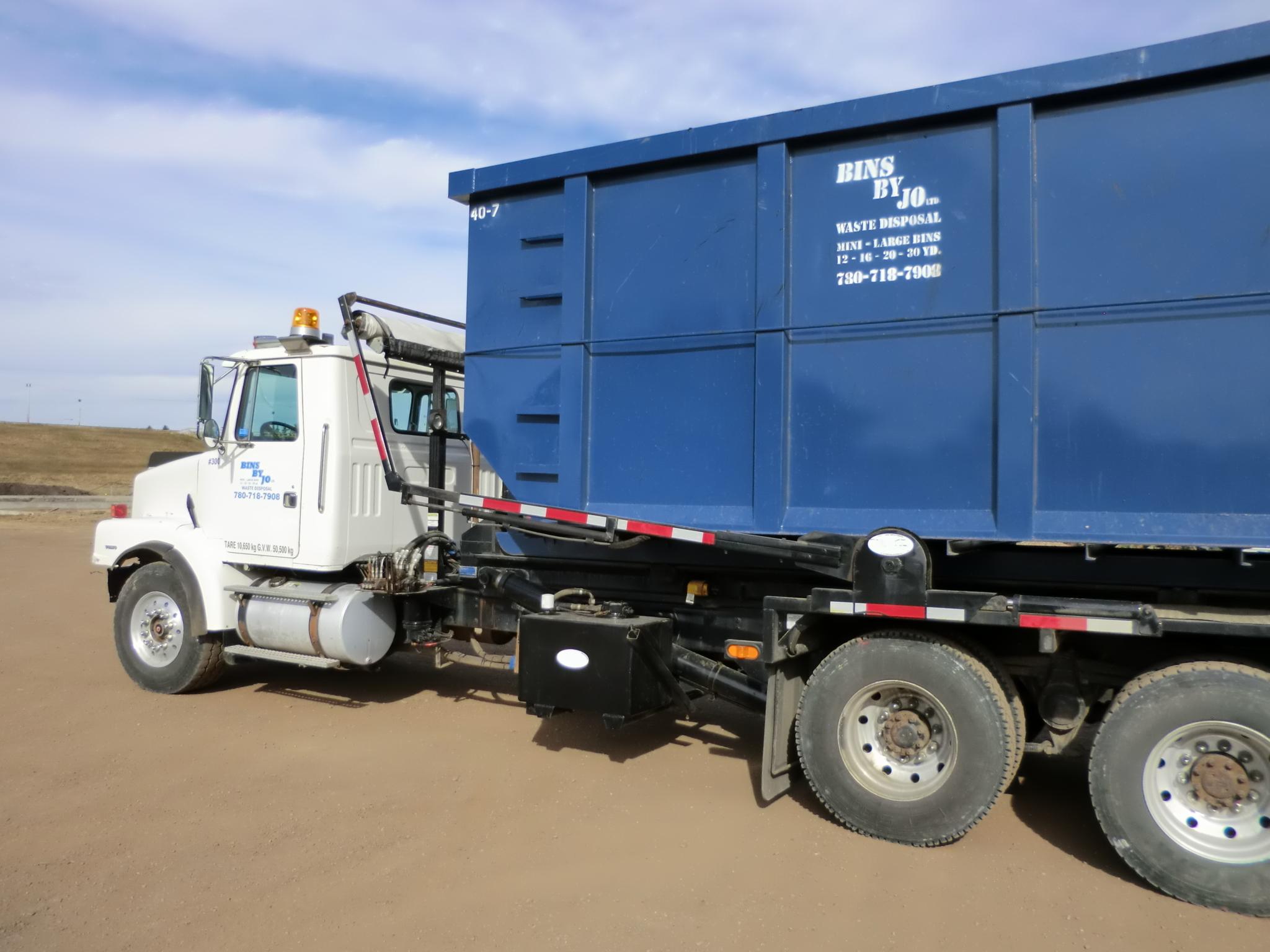 Bins By Jo Ltd - Edmonton, AB T5T 5X9 - (780)718-7908 | ShowMeLocal.com