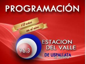 FM ESTACION DEL VALLE 96.3